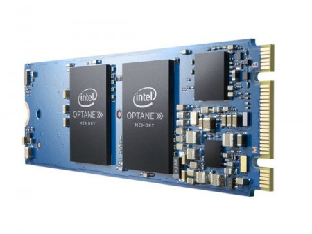 Intel、3D XPoint採用のM.2 SSDキャッシュ「Optane Memory」発売開始。価格は44ドルから
