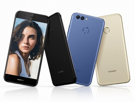 Huawei、デュアルカメラ搭載のミドルレンジスマホ「HUAWEI nova 2」&「nova 2 Plus」をグローバル発売