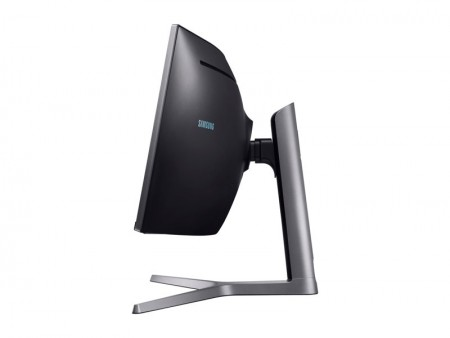 Samsung、HDR対応の49インチ曲面ウルトラワイド液晶「CHG90」発売開始