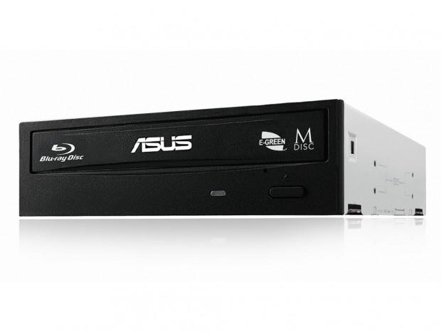 M-DISC対応の5.25インチ内蔵型Blu-rayコンボドライブ、ASUS「BC-12D2HT」18日発売