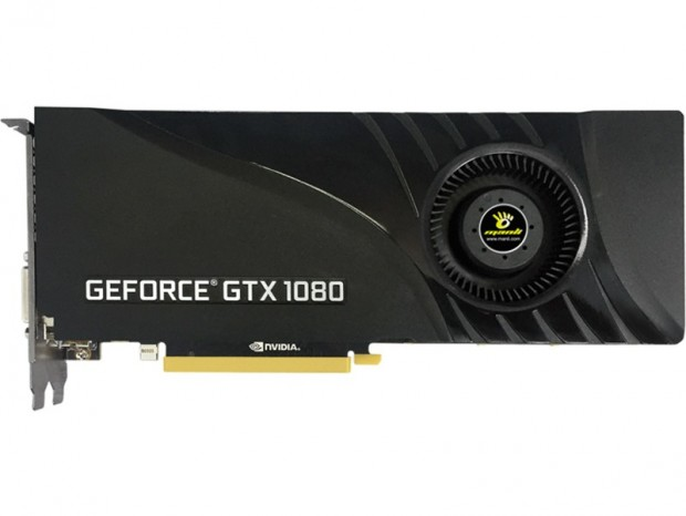 外排気ブロワーファンを搭載するGeForce GTX 1080がManliから発売