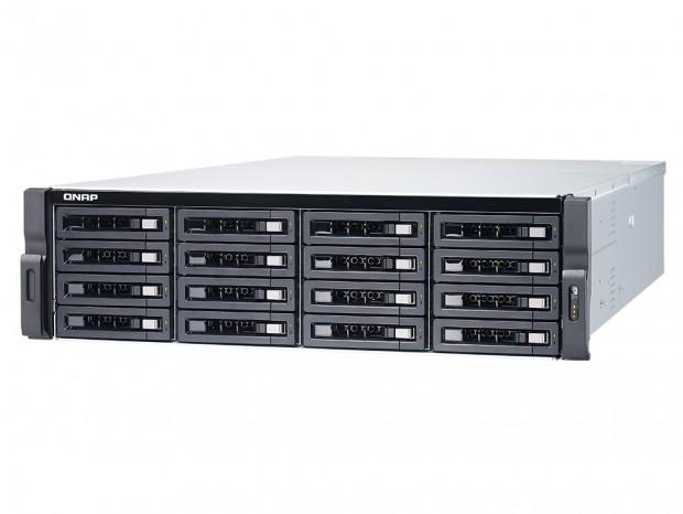 クアッドコアAPU搭載の企業向けNAS、QNAP「TVS-x73」「TS-x73U」