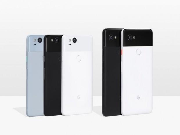 世界最高カメラを搭載する最新Googleスマホ、「Pixel 2」&「Pixel 2 XL」デビュー
