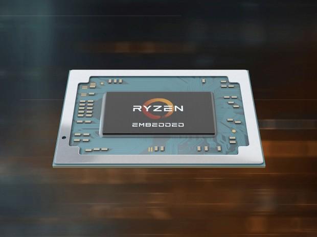 AMD、Zen採用の高性能組み込み向けプロセッサ「EPYC/Ryzen Embedded」シリーズ発表