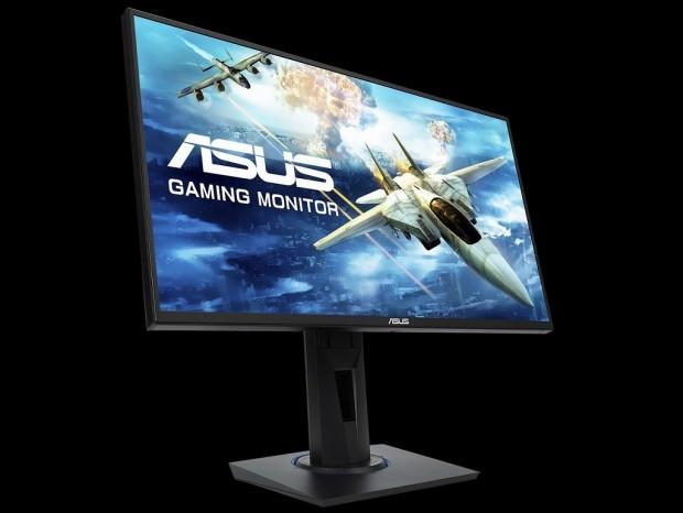 AMD FreeSync対応のエントリーゲーミング液晶、ASUS「VG255H」