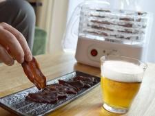 ビーフジャーキーを自作する、サンコー「自家製ジャーキーメーカー」を税込3,980円で発売