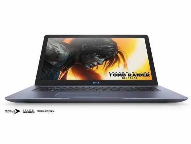 デル、Core i7-8750H&GTX 1060搭載のゲーミング向け薄型ノート「New Dell G3 17」発売