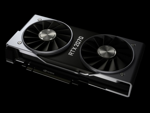 NVIDIA「GeForce RTX 2070」の解禁日が10月17日に決定