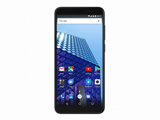 Archos、Android 8.1 Go edition搭載の普段着スマホ「Access 57 4G」
