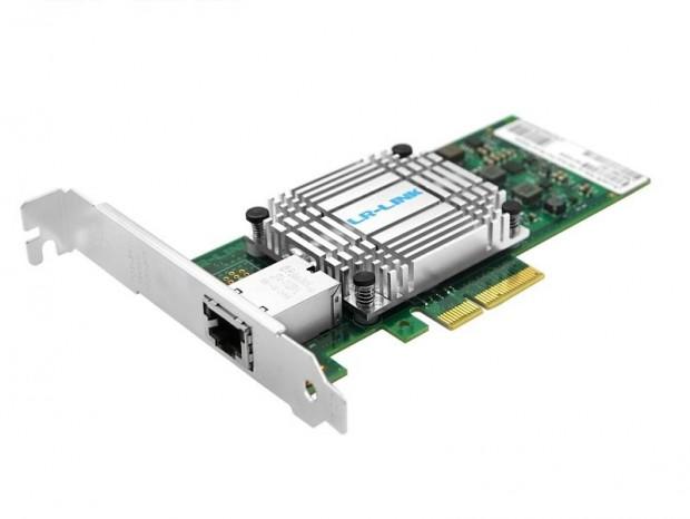 LR-LINK、Intel X550搭載10ギガビットLANカード「LREC9811BT」「LREC9812BT」発売