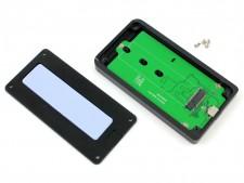 センチュリー「M.2 NVMe SSD to USB3.1 Gen.2 アルミケース」で作る高速ポータブルSSD