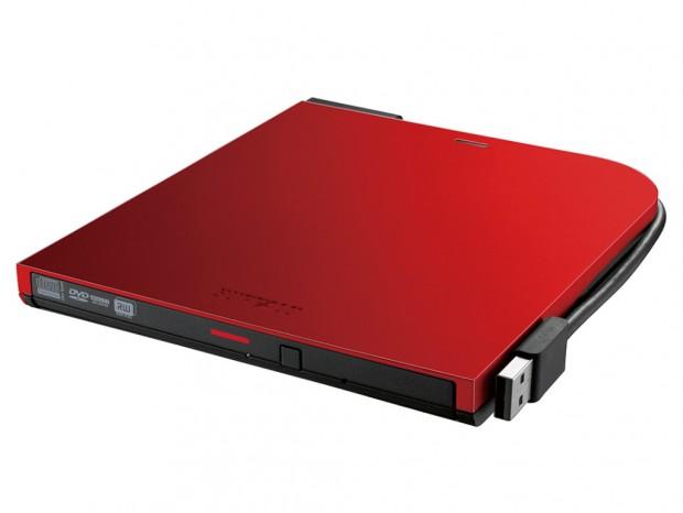 バッファロー、ポータブルDVDドライブ計4モデルの価格改定実施