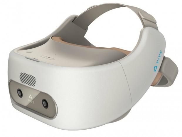HTCのスタンドアロン型VR HMD「VIVE Focus」、10月30日より発売開始