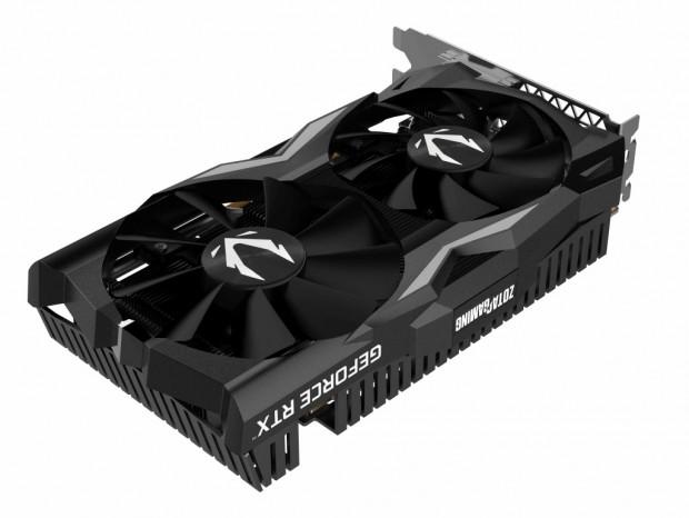 ZOTAC、カード長約211mmのGeForce RTX 2070「MINI」シリーズなど計3モデル