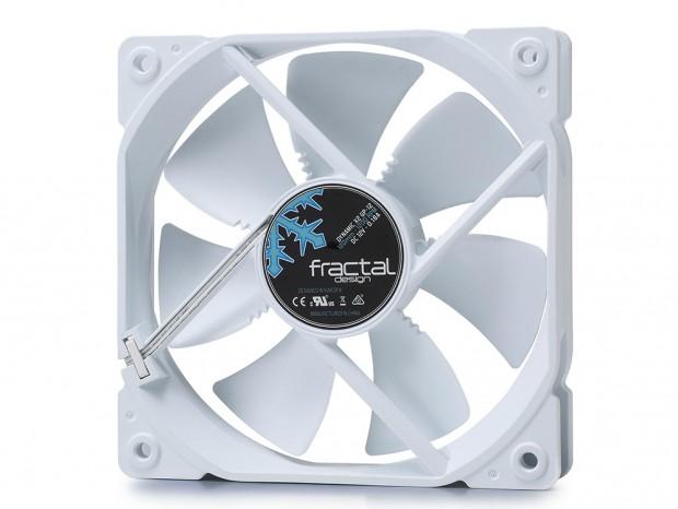 Fractal Design、純白のケースファン「Dynamic X2 GP-12/14 Whiteout」など計8モデル