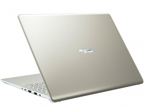 入力しやすいエルゴリフトヒンジ採用の15.6型スリムノート、ASUS「VivoBook S15 S530UA」
