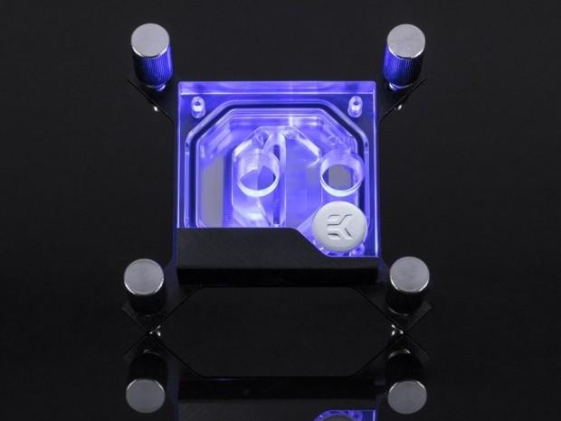 シンプルなデザインのDIY水冷アイテム、EK Water Blocks「EK Classic」シリーズ