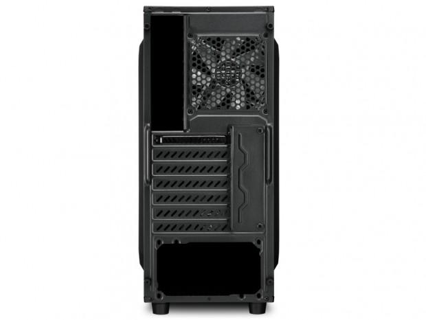 ARGBファン×3標準のエントリーミドルタワー、SHARKOON「VG6-W RGB」国内発売決定