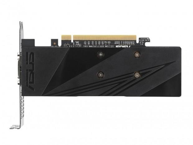 ロープロファイル対応のGTX 1050 Ti OCモデル、ASUS「GTX1050TI-O4G-LP-BRK」
