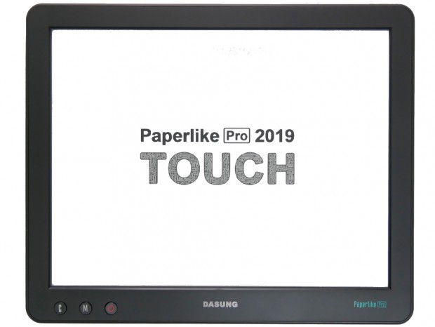 E-inkパネルを採用する13.3インチセカンドディスプレイ、DASUNG「Paperlike Pro Touch」