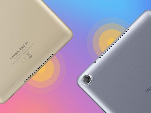 ファーウェイ、低価格なエンタメ向け8インチタブレット「MediaPad M5 lite」発売