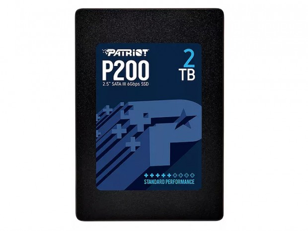 DRAMキャッシュレスのエントリーSATA3.0 SSD、Patriot「P200」シリーズ