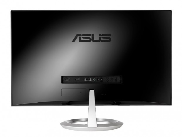 ASUS、リングスタンド採用のフレームレスIPS液晶「Designo MX259HS」