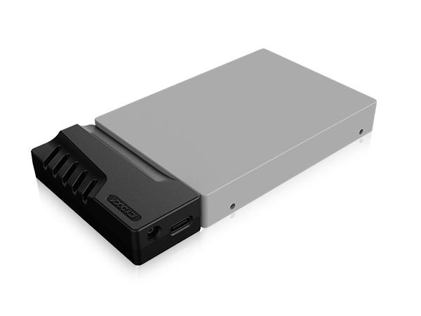 U.2ドライブをUSB3.1 Gen.2に変換するアダプタ、ICYDOCK「CP087」