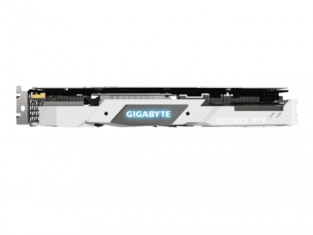 GIGABYTE、白いRTX 2060 SUPER「GV-N206SGAMING OC WHITE-8GD」発売