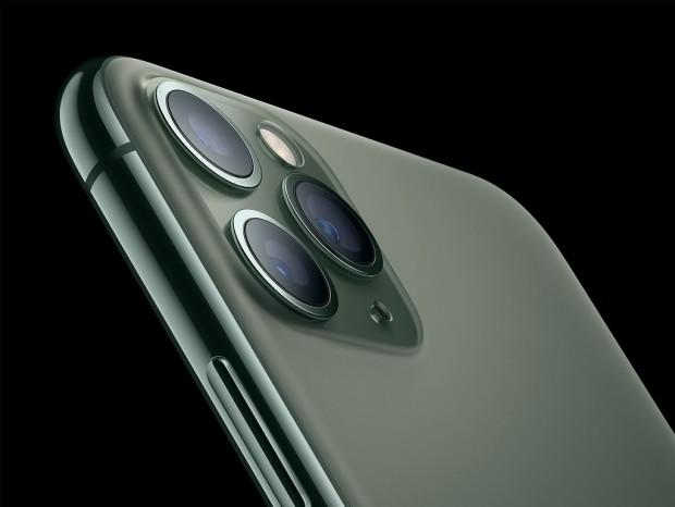 スマホ史上最速チップ&初の3眼カメラ搭載、「iPhone 11 Pro/Pro Max」デビュー