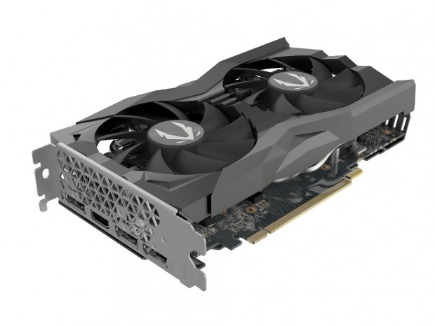 カード長約210mmのGeForce RTX 2070 SUPERがZOTACから発売