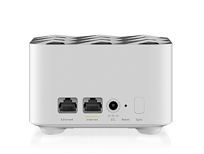 NETGEAR、モダンデザインのメッシュWi-Fiセット「Orbi Dual Band Mesh WiFi System」