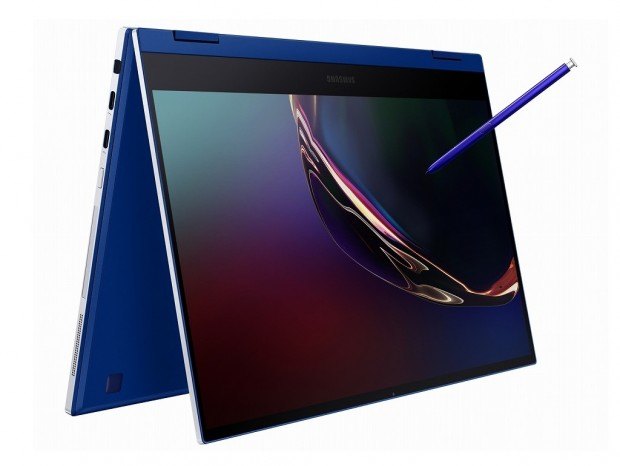 Samsung、世界初のQLED液晶搭載ノート「Galaxy Book Flex」&「Galaxy Book Ion」