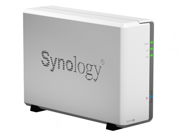 Synology、1万円台前半のエントリーNASキット「DiskStation DS120j」