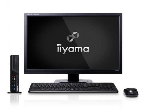 小型パワフルPC、iiyamaPC「STYLE-ILH3-i7-UHX」など2機種