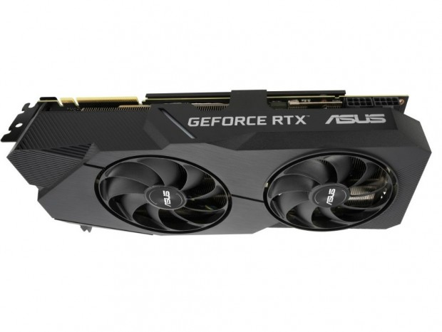 ASUS、MaxContact技術採用のRTX 2080 SUPER「DUAL-RTX2080S-O8G-EVO-V2」