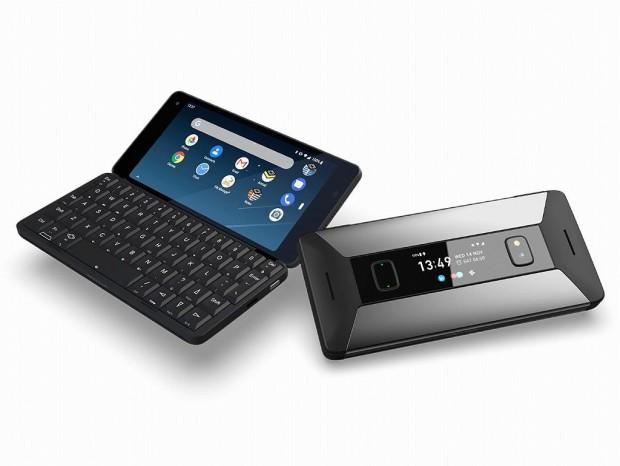 """物理キーボード搭載の""""スマートフォンPDA""""こと「Cosmo Communicator」がついに発売"""