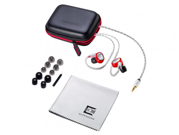 世界100台限定生産の静音型ツイーター採用、ULTRASONE「Ruby Sunrise」は約27万円
