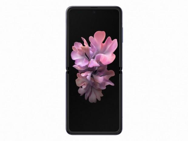 今度は縦折り。Samsungが折りたたみスマホ第2世代の「Galaxy Z Flip」発表