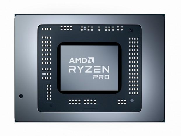 AMD、マルチスレッド性能が大幅向上したビジネスノート向けCPU「Ryzen PRO 4000」発表