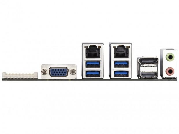 デュアルIntelギガビットLAN搭載のH410 Mini-ITXマザー、GIGABYTE「GA-IMB410N」
