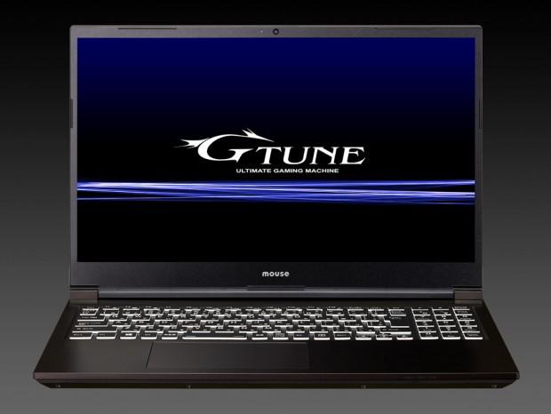 G-Tune、15.6型液晶のエントリーゲーミングノート「G-Tune P5」リニューアル