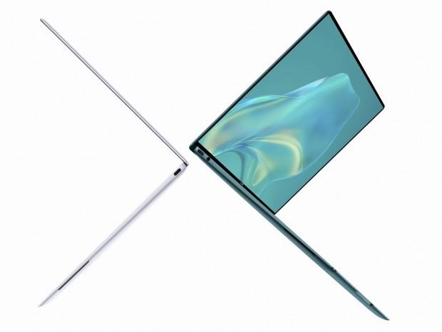 ファーウェイ、ジャスト1kg&騒音ゼロの軽量ノート「MateBook X (2020)」など新製品