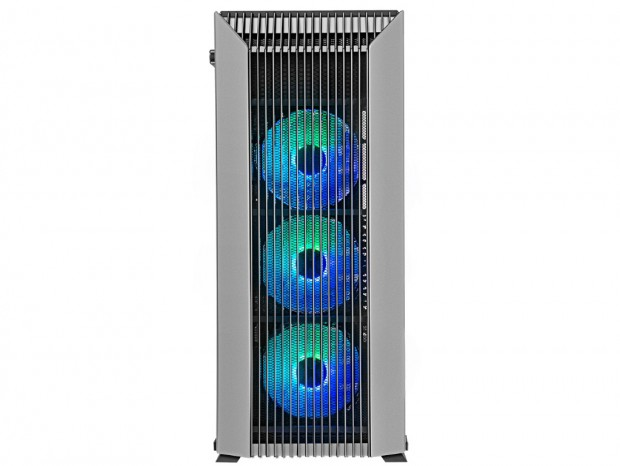 4基のARGBファンを搭載する高エアフローミドルタワー、Deepcool「CL500 4F AP」