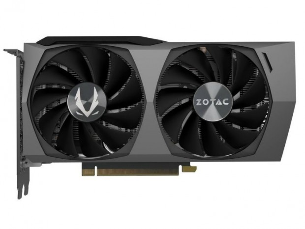カード長を約224mmに抑えた「ZOTAC GAMING GeForce RTX 3060 Twin Edge OC」