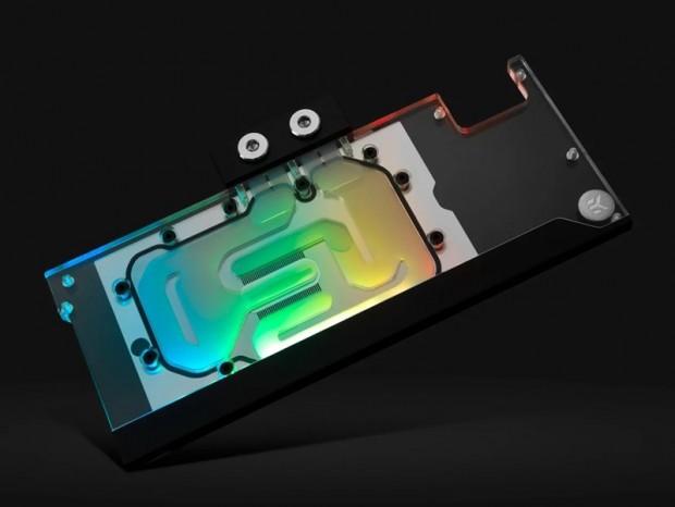 EK Water Blocks、Radeon RX 6000シリーズを水冷化するARGB内蔵のウォーターブロック発売