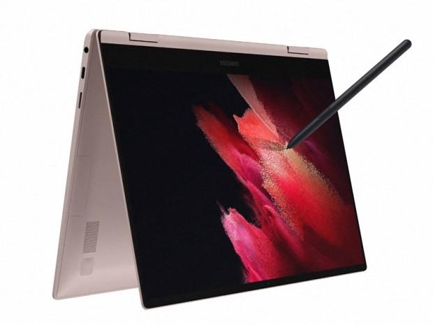 Samsung、360°展開の超軽量コンバーチブルモバイルノート「Galaxy Book Pro 360」