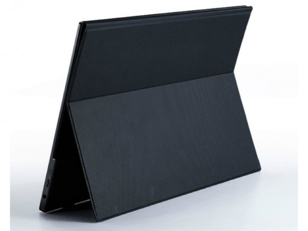 IPSパネル採用の超軽量13.3型モバイル液晶がリンクスから発売