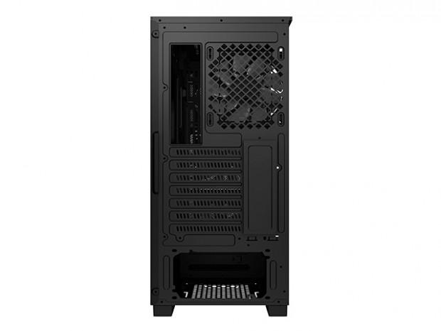 4基のLEDファン搭載のフロントメッシュミドルタワー、Deepcool「MATREXX 50 MESH 4FS」