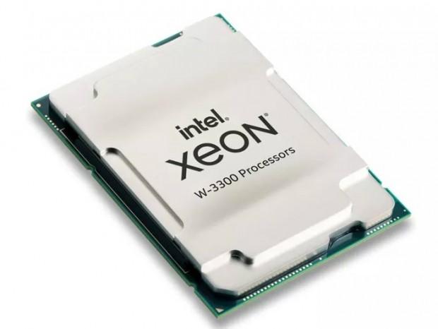 最高38コア/76スレッドのワークステーションCPU、Intel「Xeon W-3300」シリーズ